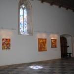 Bovec 2011, cerkev Device Marije v Polju (2)